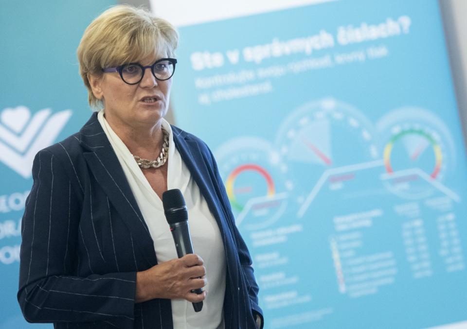 MUDr. Eva Goncalvesová, CSc. FESC.